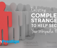 Secure Your Wikipedia Profile